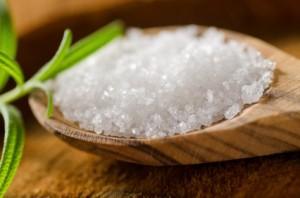 Meer Salz